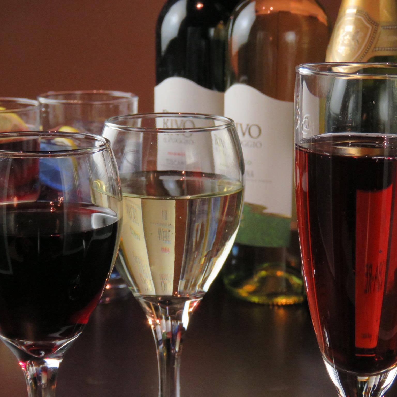 ワイン集合